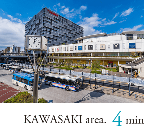KAWASAKI area.4min