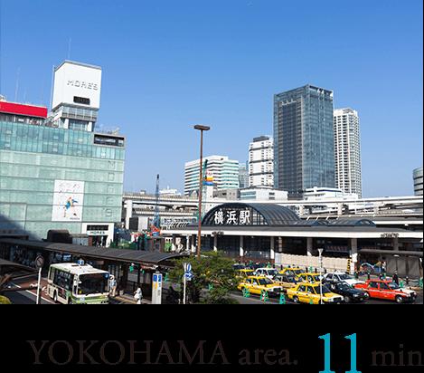 YOKOHAMA area.11min