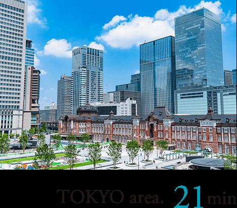 TOKYO area.21min